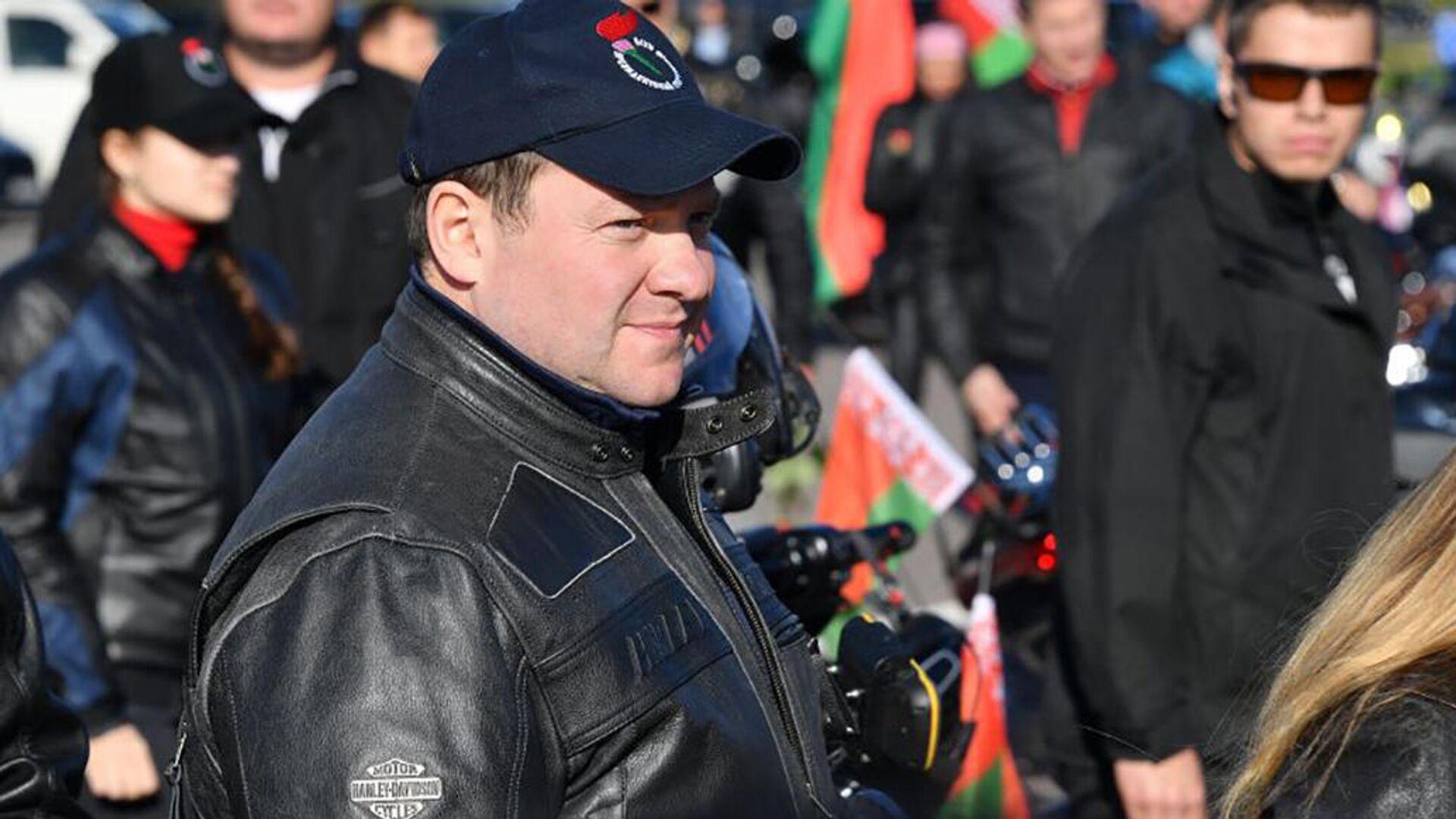 Сын президента Белоруссии Дмитрий Лукашенко - РИА Новости, 1920, 20.09.2020