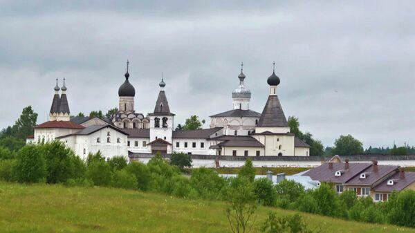 Село Ферапонтово Вологодской области