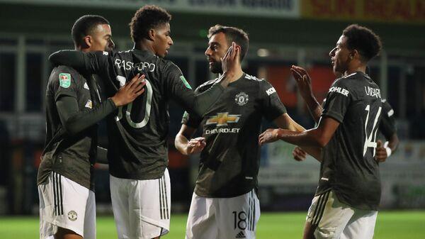 Игроки Манчестер Юнайтед