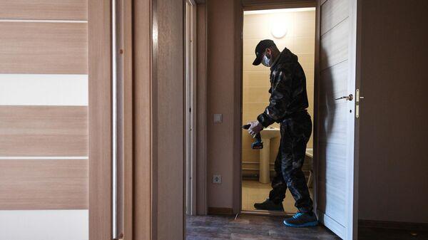 Ремонт в квартире