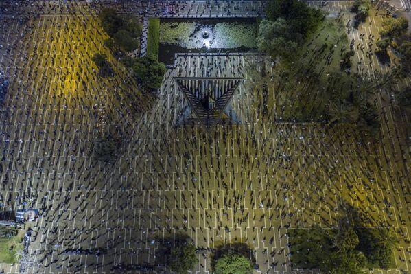 Tomer Appelbaum. Работа победителя конкурса Drone Photo Awards 2020