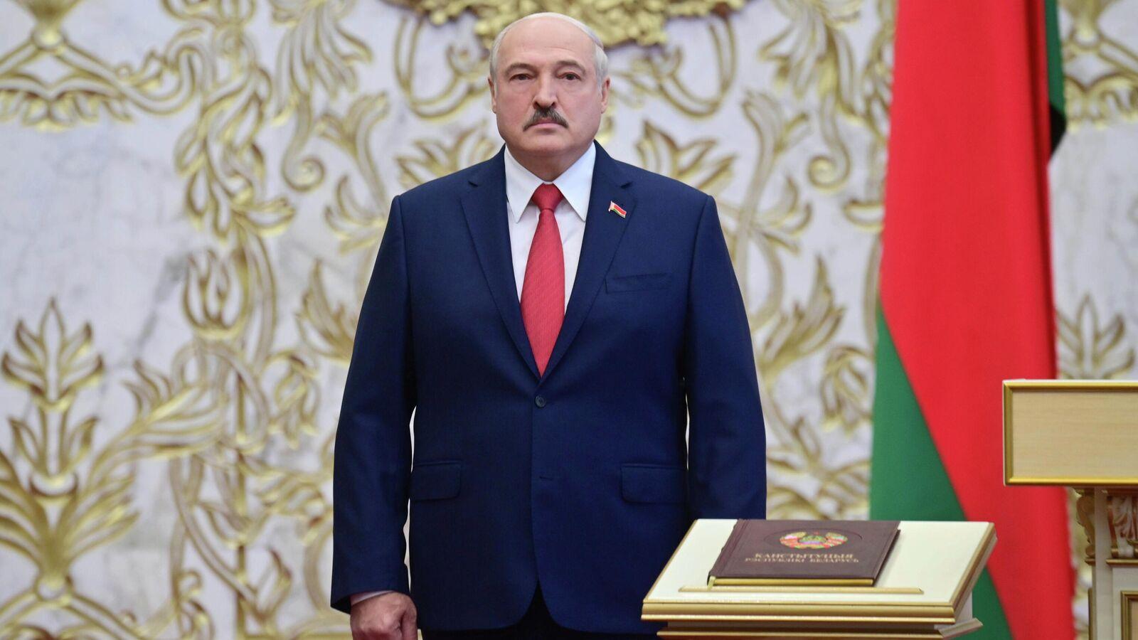 «Тайная» инаугурация Лукашенко: мнения