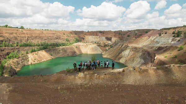 Геологическая практика на Блявенском месторождении
