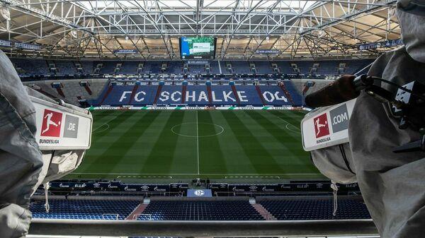 Домашний стадион футбольного клуба Шальке Фелтинс-Арена