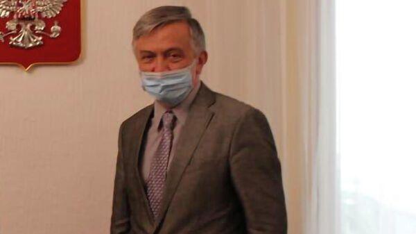 Посол Черногории в Москве Милорад Шчепанович