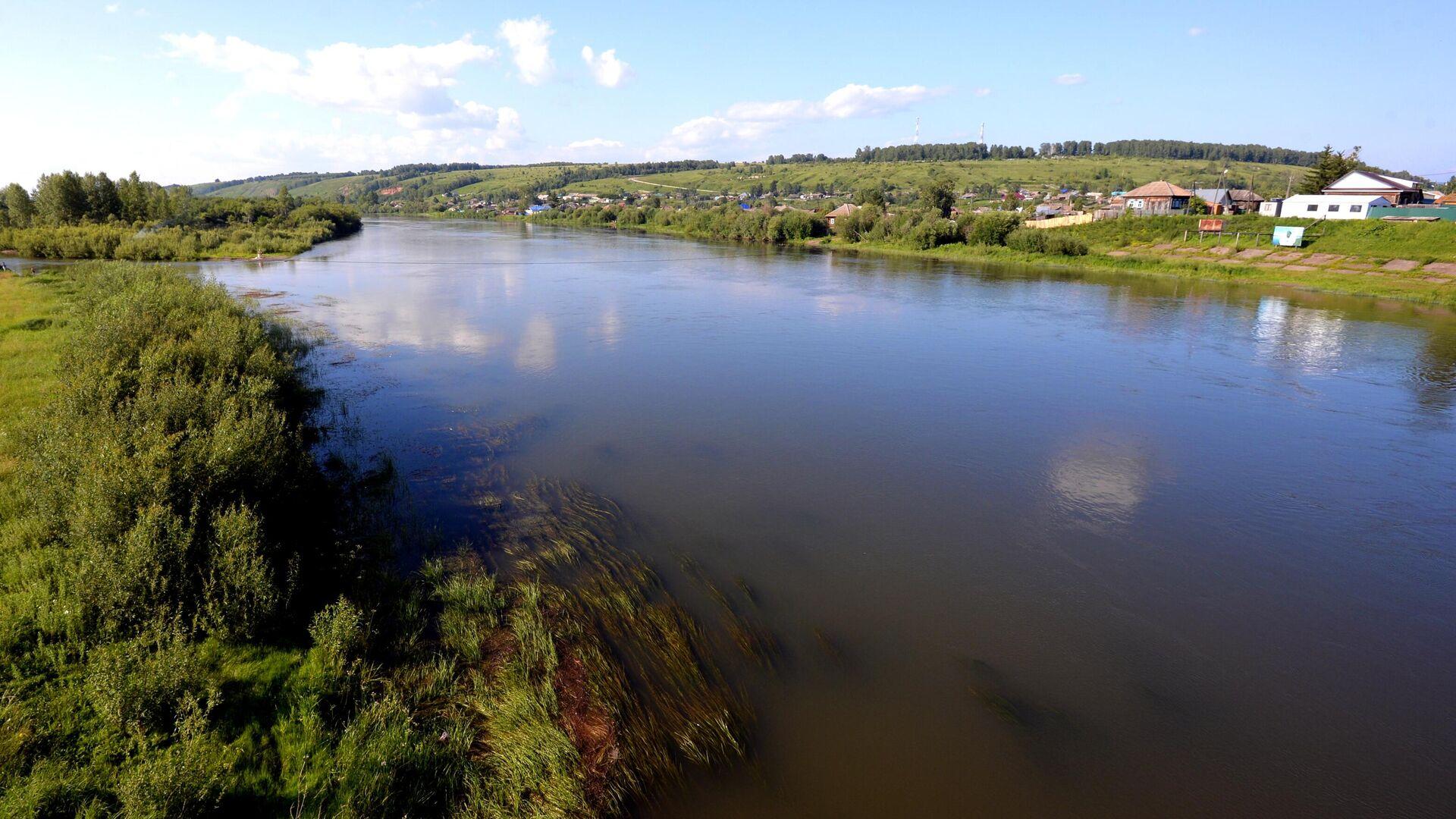 1577862202 0:0:3120:1756 1920x0 80 0 0 72216d8b699848d0854b57e39942c598 - Найдено объяснение странным пятнам на реке Чулым в Красноярском крае