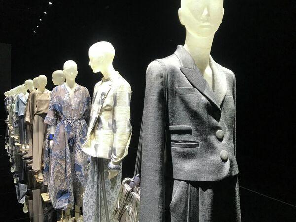 Коллекция Giorgio Armani на Неделе моды в Милане