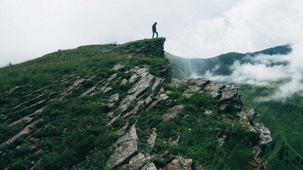 Туманный Рассвет в селе Гоор