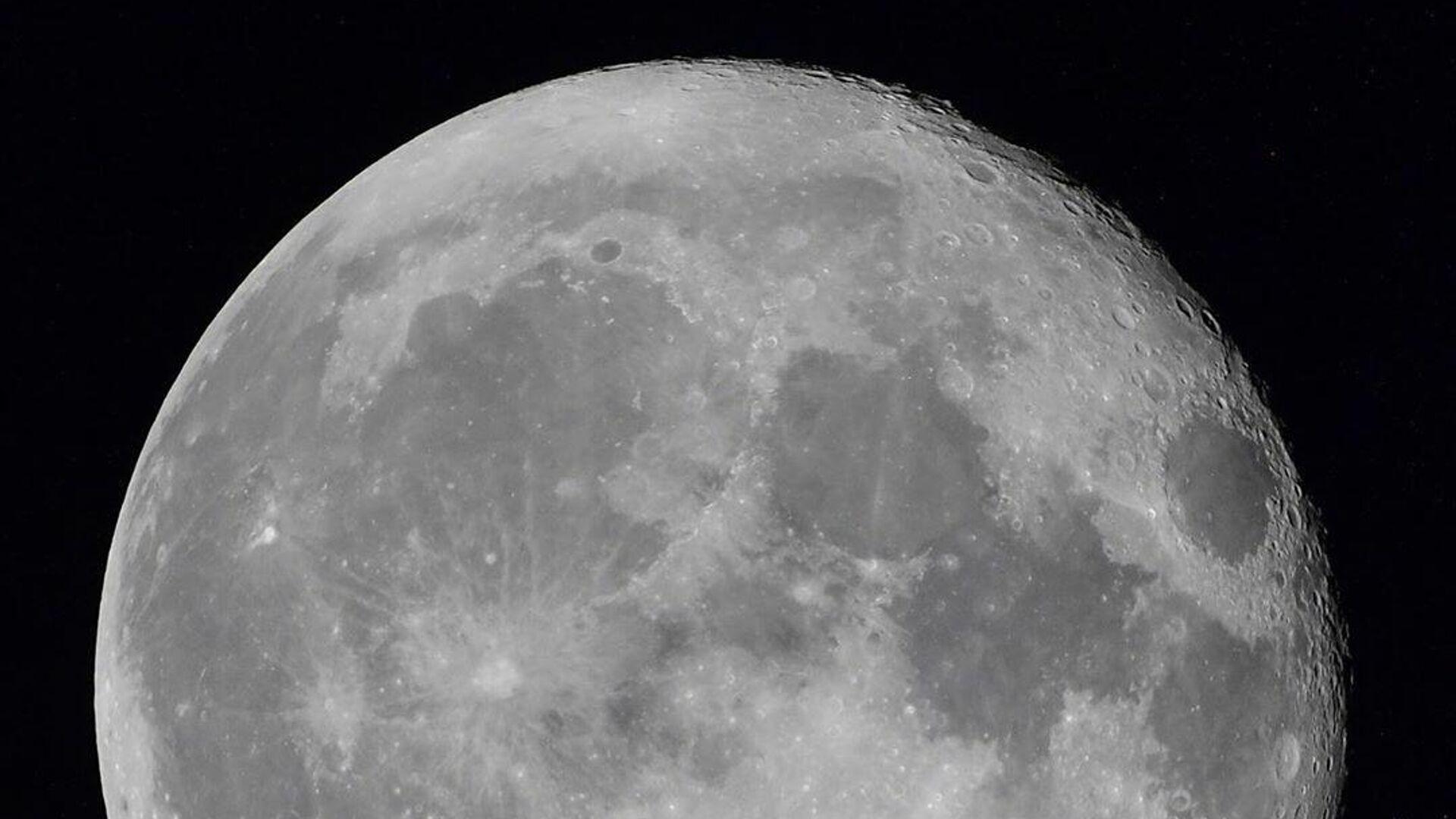 В Китае рассказали об этапах создания совместной с Россией лунной станции