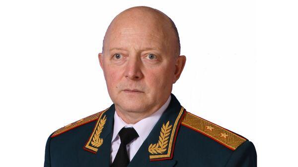 Генерал-лейтенант в отставке Сергей Чварков