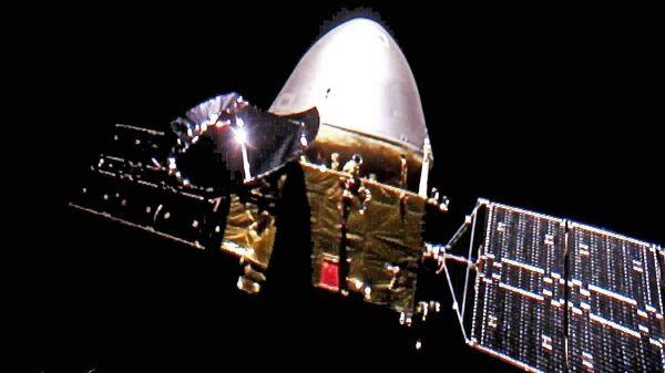 Китайский зонд по исследованию Марса Тяньвэнь-1