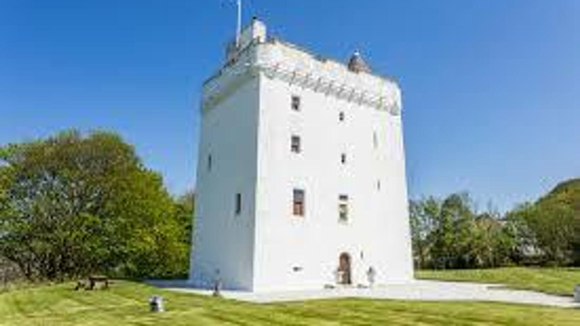 Эйрширский замок, Шотландия - РИА Новости, 1920, 03.10.2020