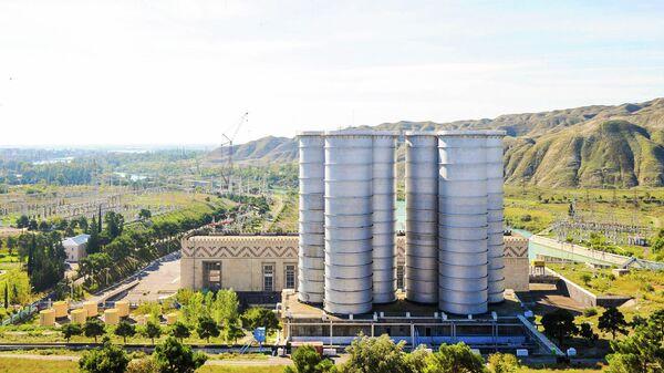 Мингечевирская ГЭС