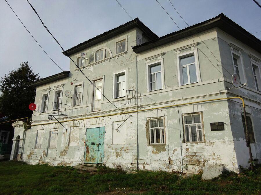 Дом Шишкина