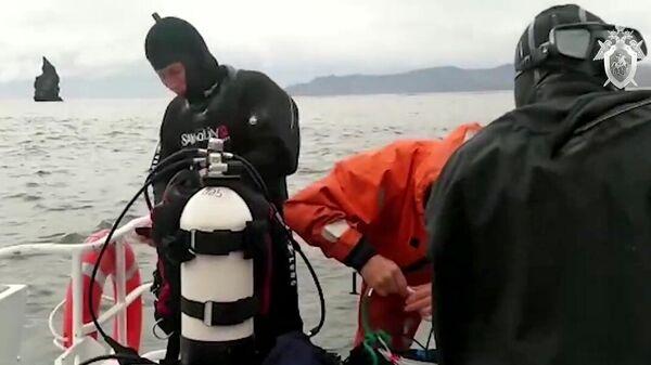 СК России устанавливает обстоятельства загрязнения акватории Авачинского залива