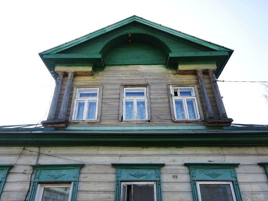 Дом Захаровой (сер. 19 в.)