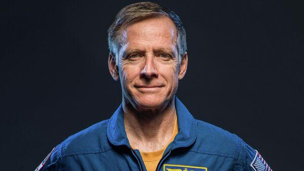 Американский астронавт Крис Фергюсон