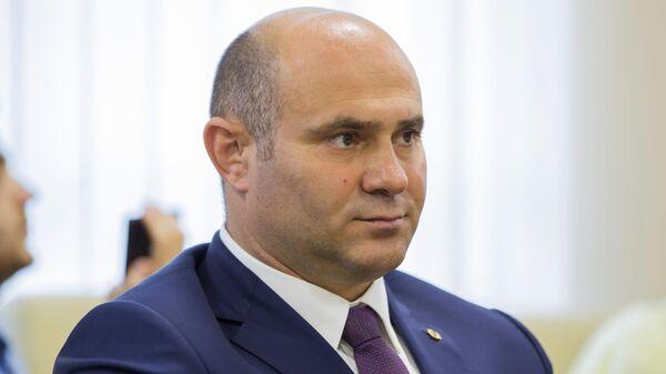 Министр внутренних дел Молдавии Павел Войку