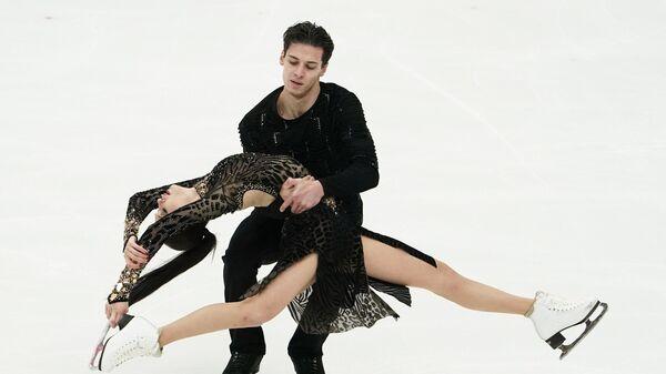 Аннабель Морозов и Андрей Багин