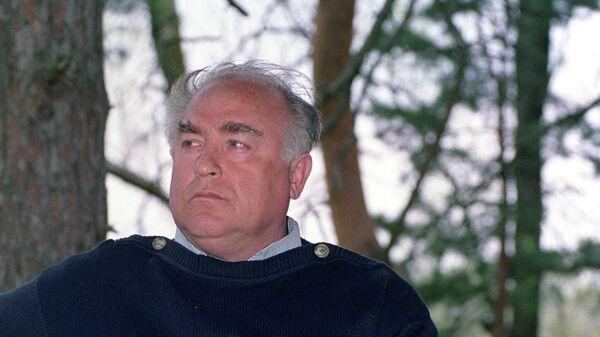 Виктор Черномырдин во время отдыха на даче в Подмосковье