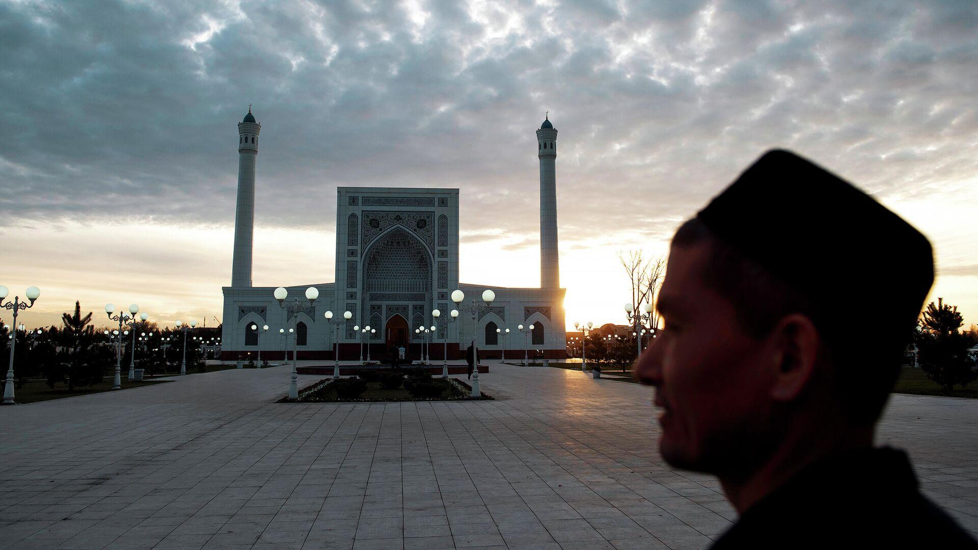 Мечеть Минор в Ташкенте - РИА Новости, 1920, 12.04.2021