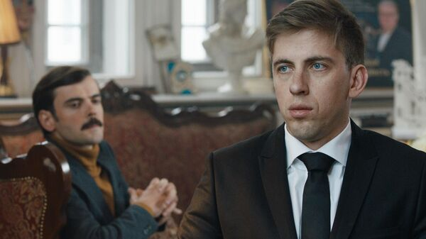 Кадр из фильма Глубже!