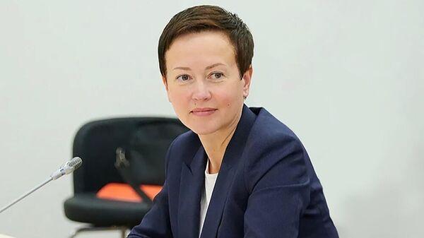 Руководитель администрации Губернатора Калужской области Карина Башкатова