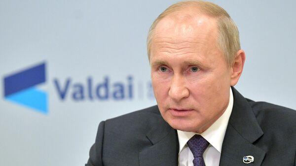 Путин: Давайте говорить по-честному друг с другом