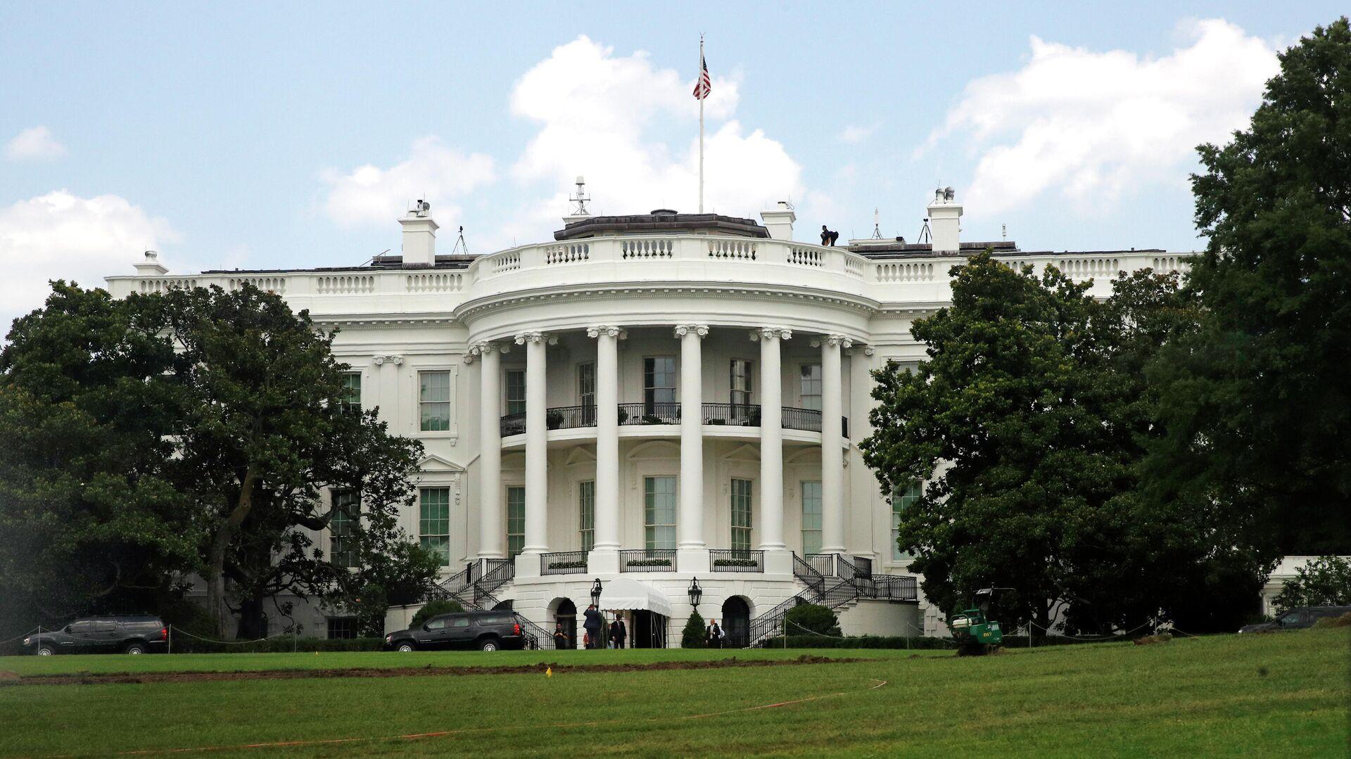 Белый дом, США - РИА Новости, 1920, 19.01.2021