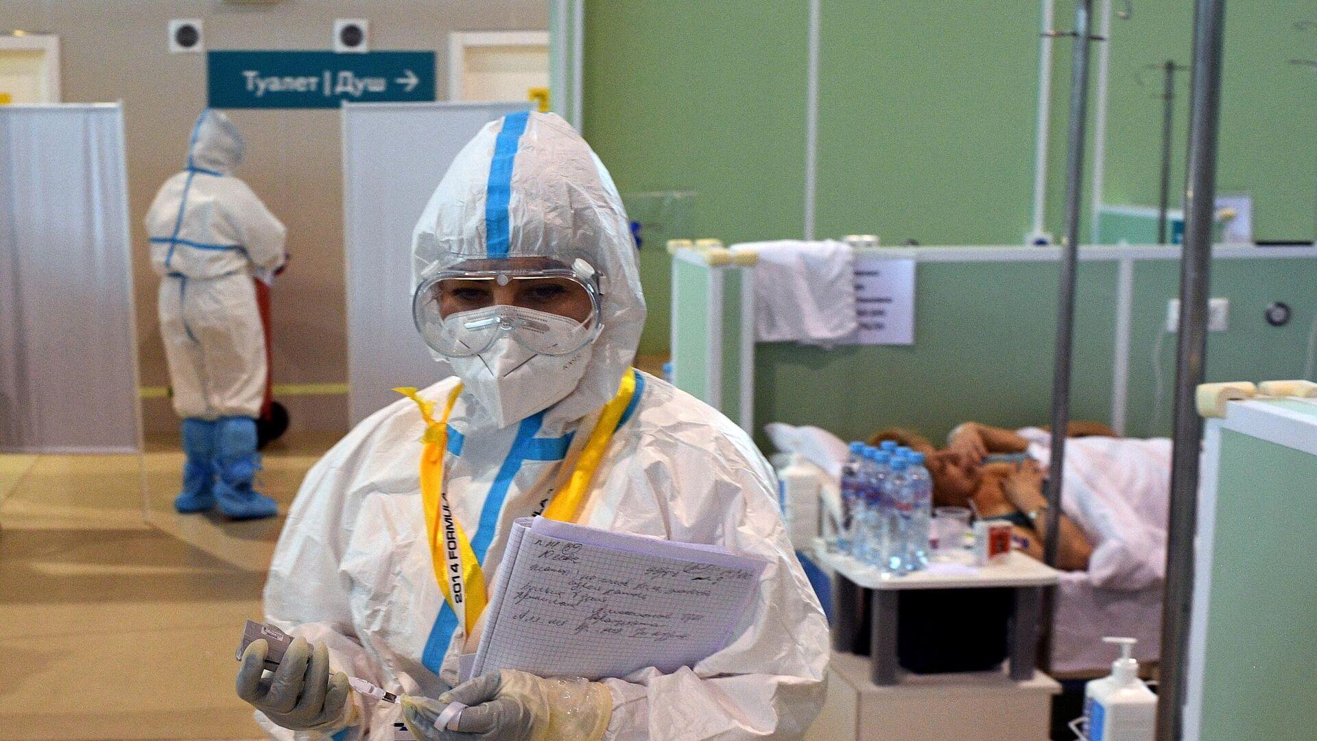 В Новгородской области рассказали о ситуации с распространением COVID-19