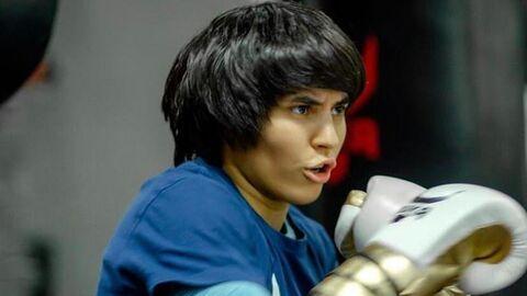 Девушка-боец UFC из Узбекистана Лилия Шакирова