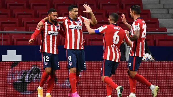 Игроки Атлетико (Мадрид)
