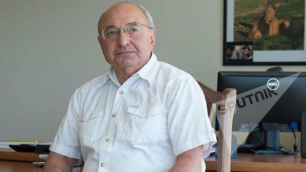 Экс-премьер Армении Вазген Манукян