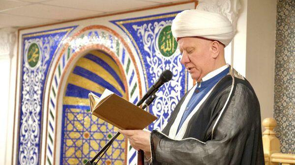 глава Духовного собрания мусульман России (ДСМР) муфтий Альбир Крганов