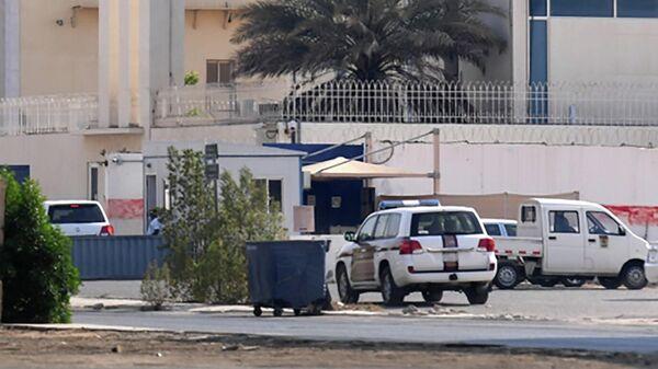 Консульство Франции в Джидде, Саудовская Аравия