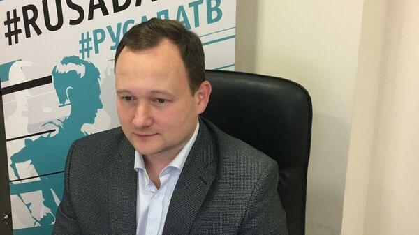 Исполняющий обязанности гендиректора РУСАДА Михаил Буханов.