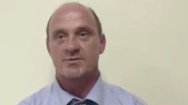 Житель Кубани, представившийся советником губернатора. Стоп-кадр видео