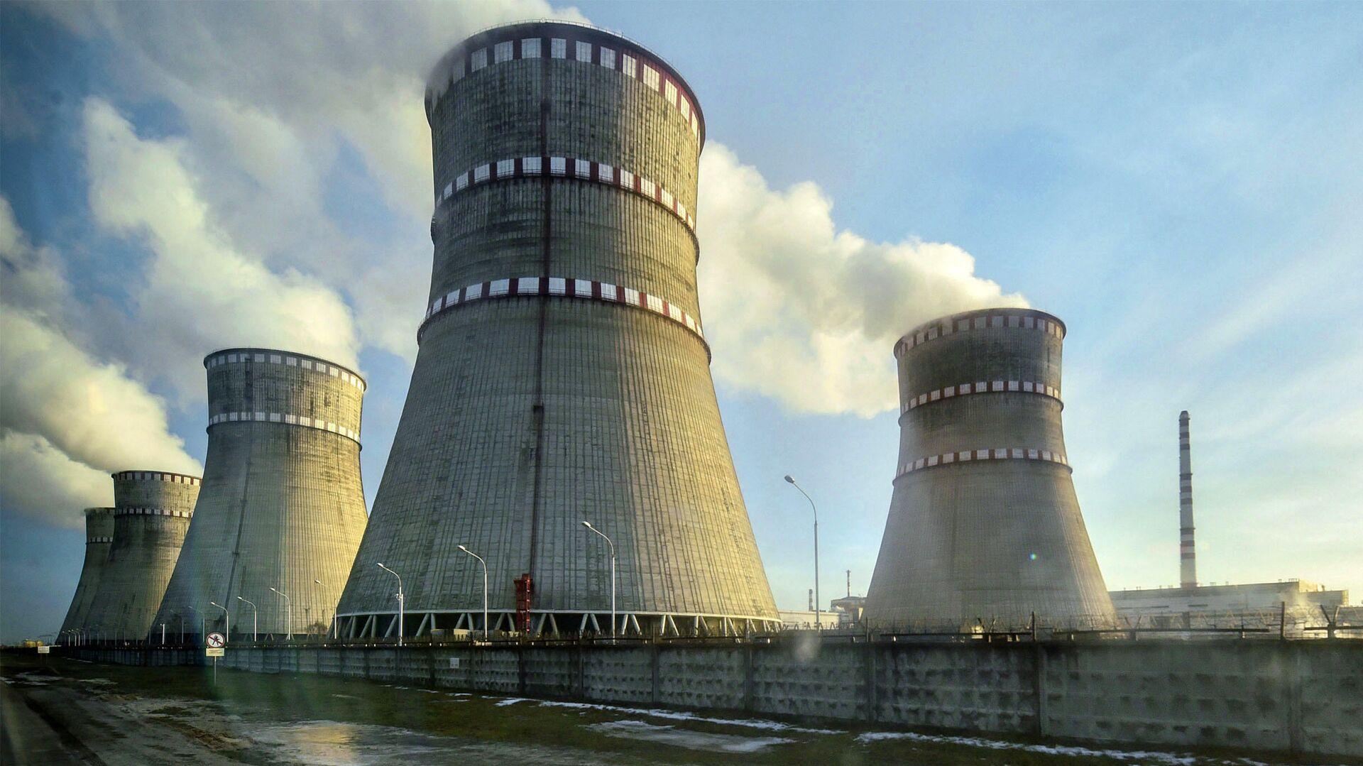 Ровенская атомная электростанция в Кузнецовске, Украина - РИА Новости, 1920, 22.01.2021