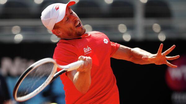 Теннисист Джон Миллман (Австралия)