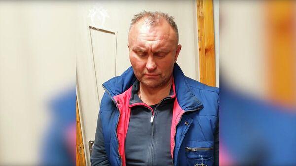 Подозреваемый в убийстве Владимира Маругова