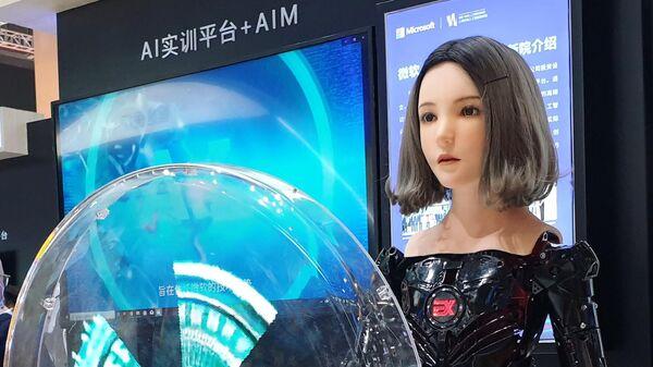 Третье международное импортное ЭКСПО в Китае
