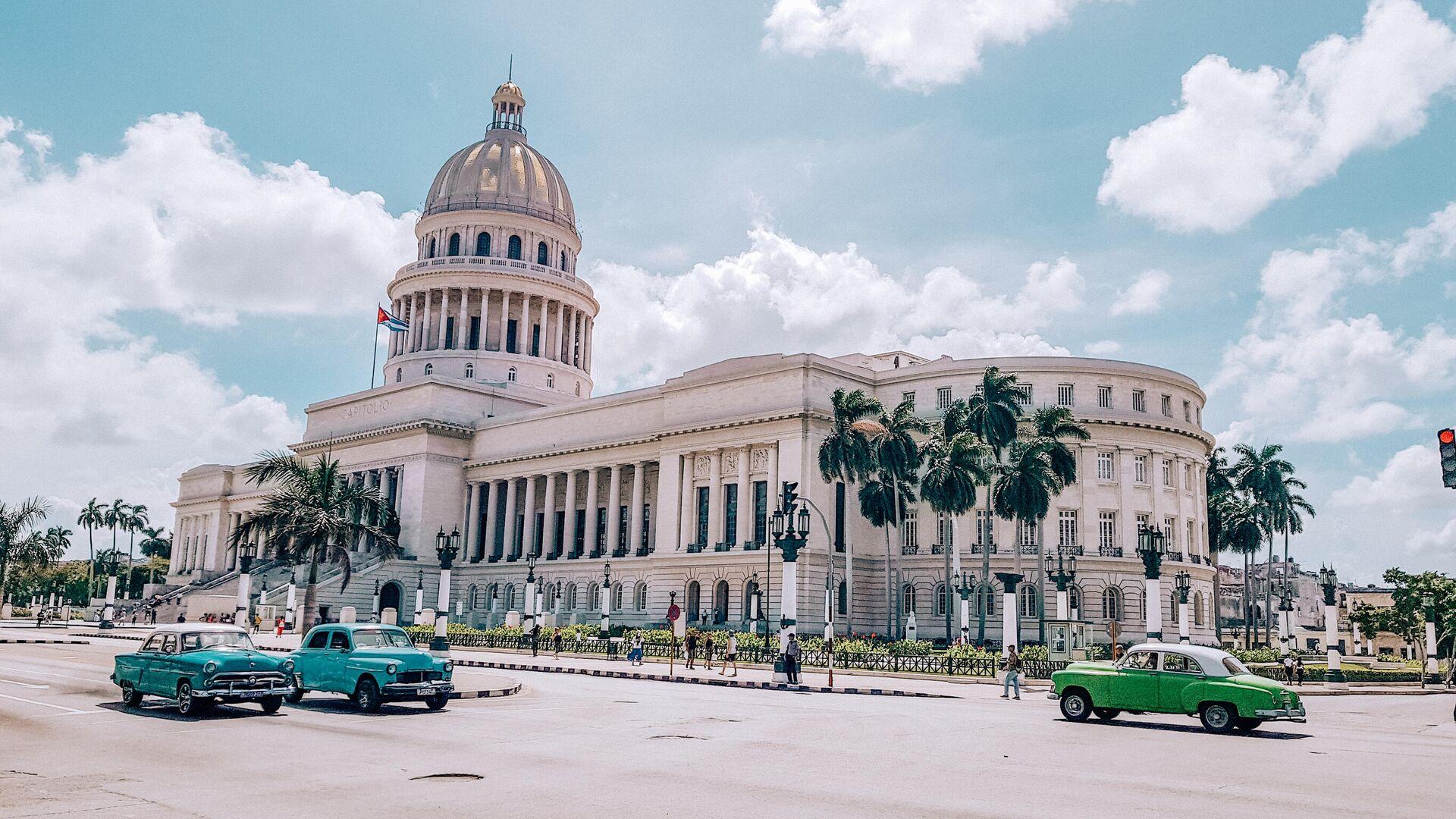 Гавана, Куба - РИА Новости, 1920, 12.01.2021