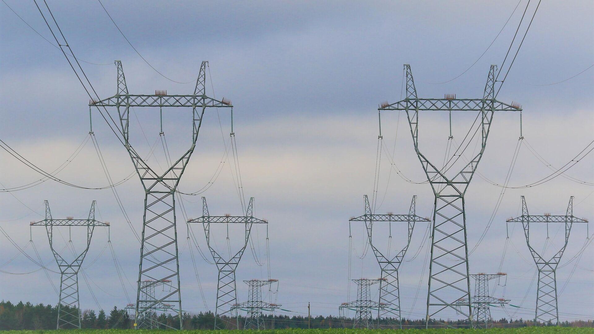 Энергетический пуск энергоблока № 1 Белорусской АЭС - РИА Новости, 1920, 07.11.2020