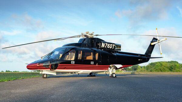 Вертолет Sikorsky S-76B