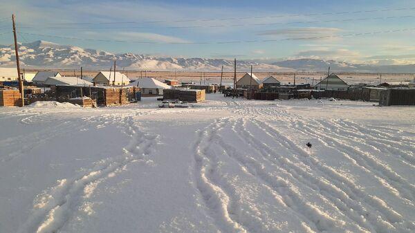 Село в Кош-Агачском районе