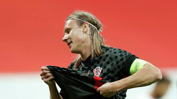 Защитник сборной Хорватии по футболу Домагой Вида