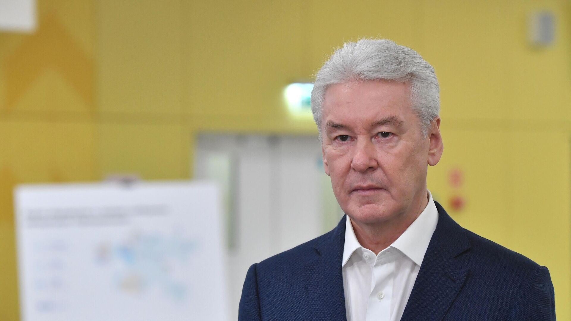 Собянин возглавил комиссию Госсовета по госуправлению