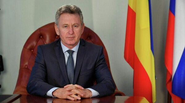 Глава администрации Волгодонска Виктор Мельников