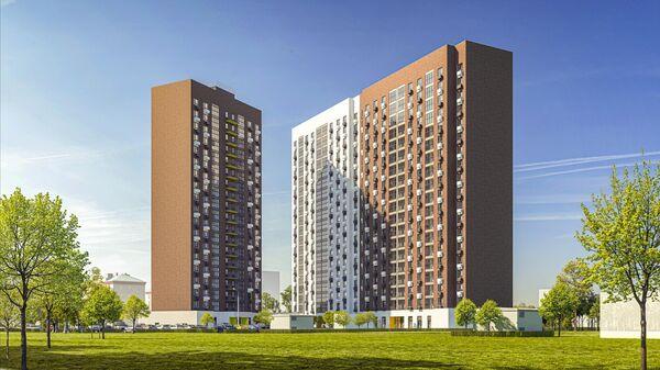 Проект жилья по программе реновации в Люблине