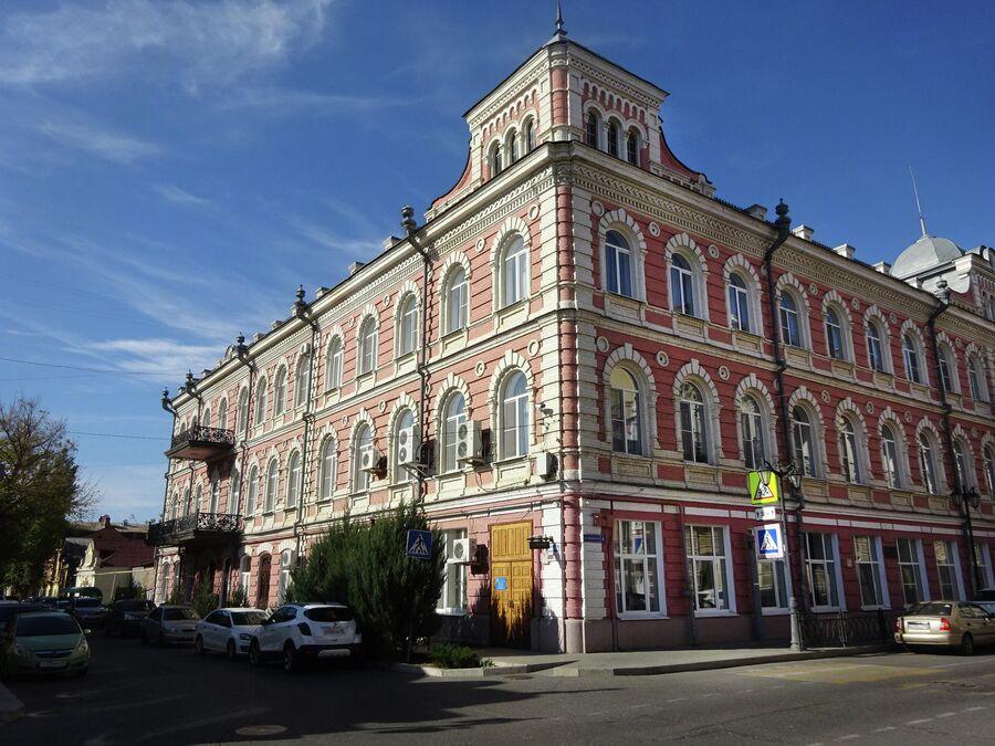Доходный дом Тавризова (1907 г.)